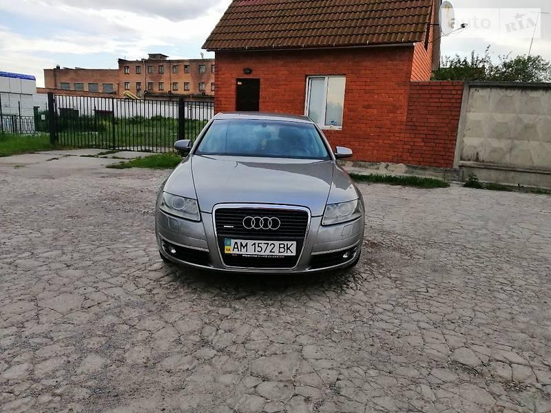 Audi A6 2005 року в Житомирі