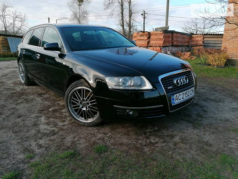 Audi A6 2008 в Маневичах