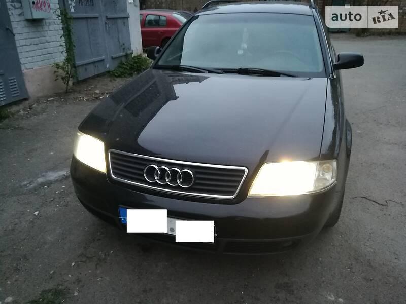 Audi A6 2000 в Каневе