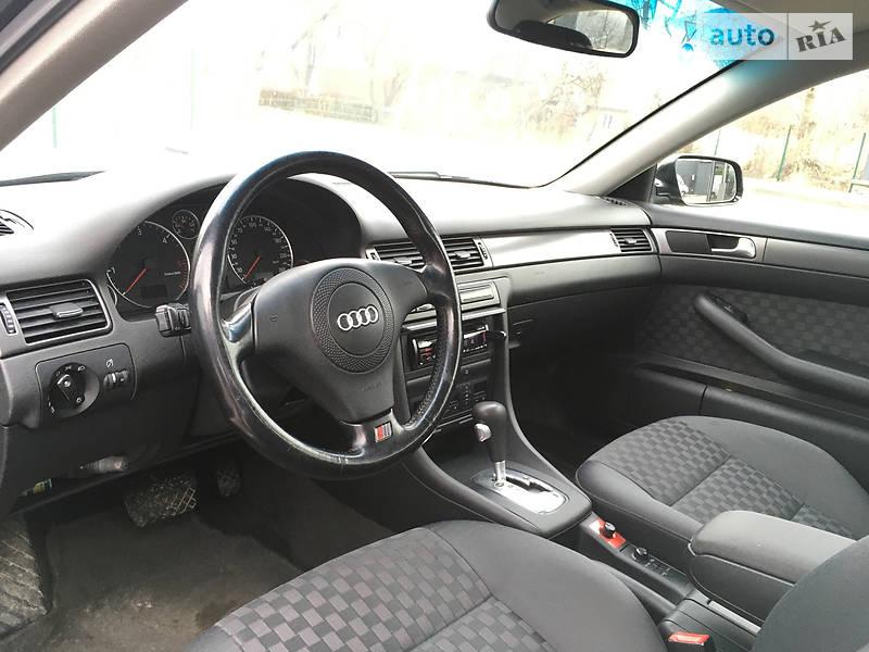 Audi A6 2002 в Черновцах