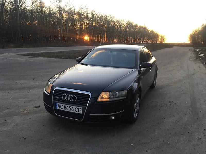 Audi A6 2005 в Луцке
