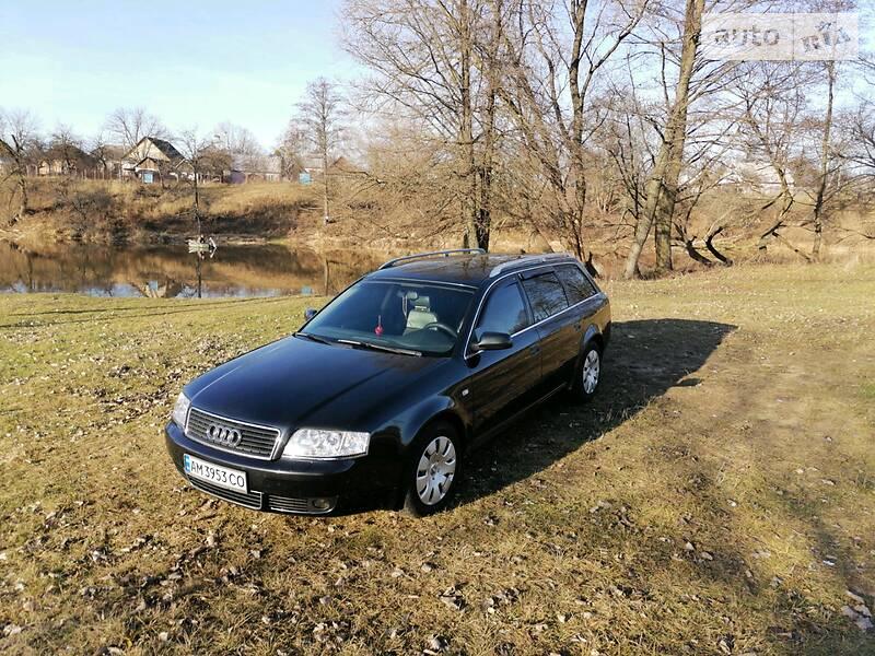 Унiверсал Audi A6 2003 в Олевську