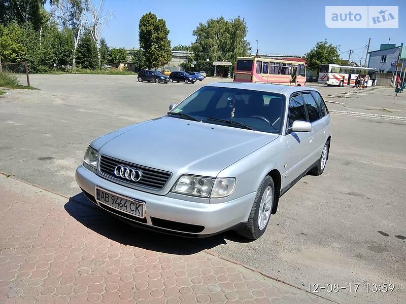 Унiверсал Audi A6 1995 в Гайсину