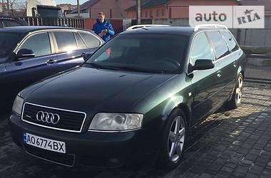 Audi A6 2003 в Ужгороде