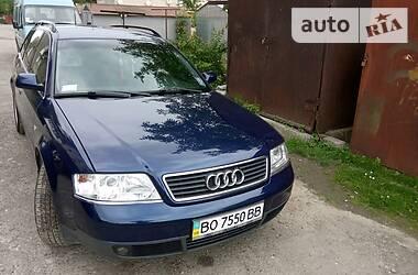 Audi A6 2001 в Лановцах