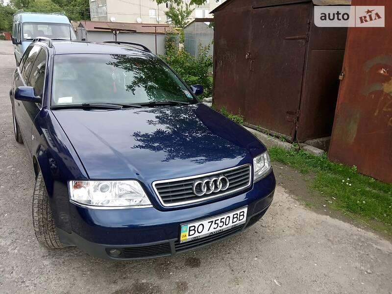 Audi A6 2001 в Ланівці