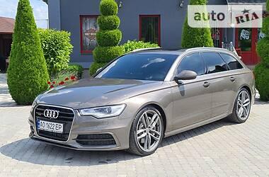 Audi A6 2014 в Мукачево