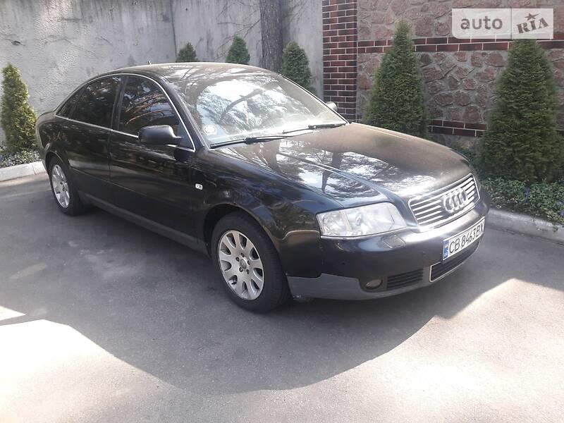 Audi A6 2002 в Броварах