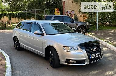 Audi A6 2011 в Чернигове