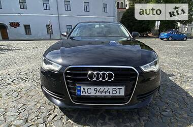 Audi A6 2013 в Луцке