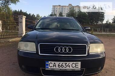 Audi A6 2003 в Чигирине