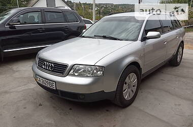 Audi A6 2001 в Тальном