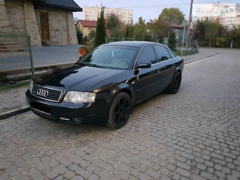 Audi A6 2003 в Тернополі