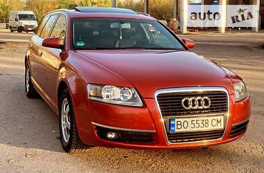 Audi A6 2007 в Залещиках