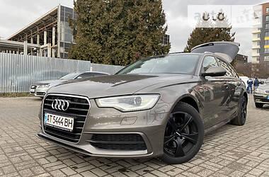 Audi A6 2014 в Івано-Франківську