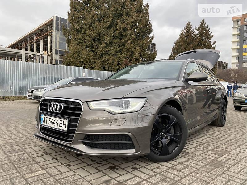 Audi A6 2014 в Ивано-Франковске