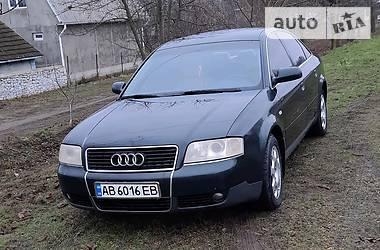 Седан Audi A6 2001 в Могилев-Подольске