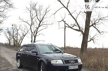 Audi A6 2002 в Мукачево