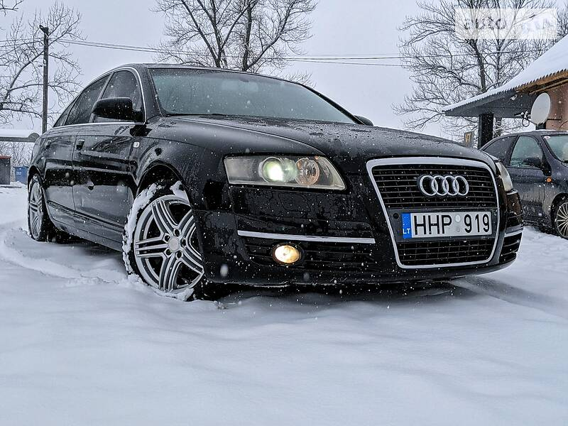 Audi A6 Quattro Prignana