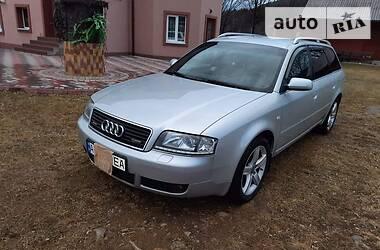 Audi A6 2003 в Ивано-Франковске