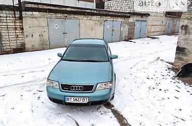 Седан Audi A6 1998 в Запоріжжі