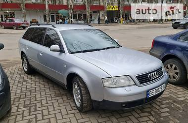 Универсал Audi A6 2000 в Николаеве