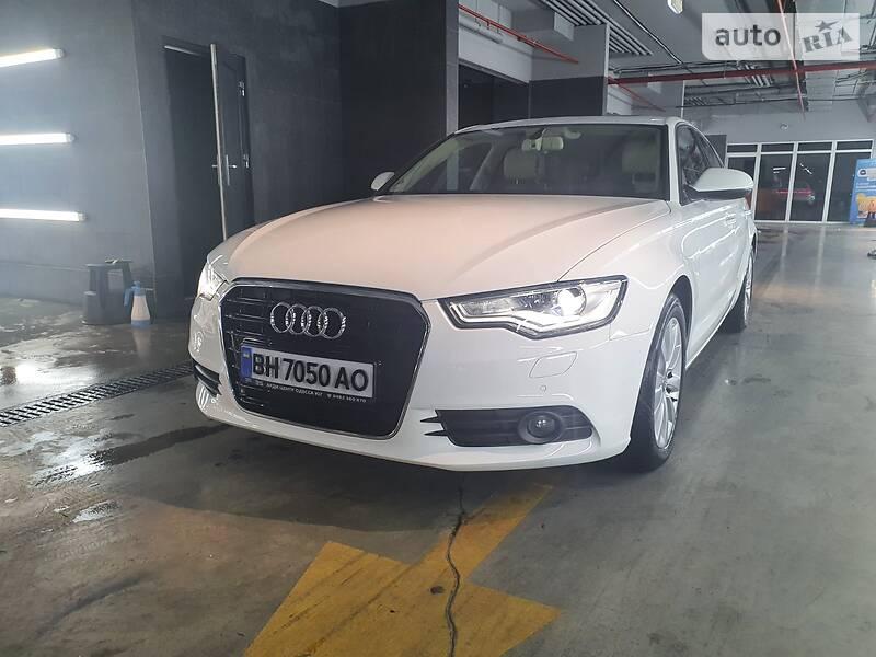 Седан Audi A6 2014 в Одессе