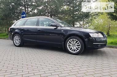 Универсал Audi A6 2007 в Дрогобыче