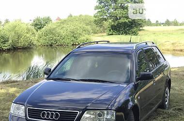 Универсал Audi A6 2001 в Березному