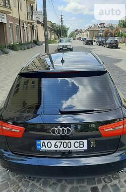 Унiверсал Audi A6 2014 в Мукачевому