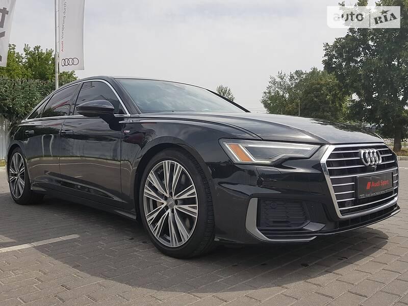 Седан Audi A6 2019 в Харькове