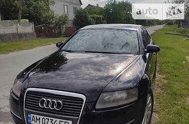 Седан Audi A6 2005 в Новограді-Волинському