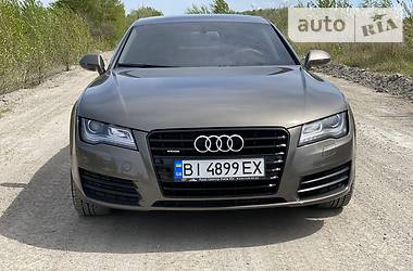 Audi A7 2011 в Кременчуге