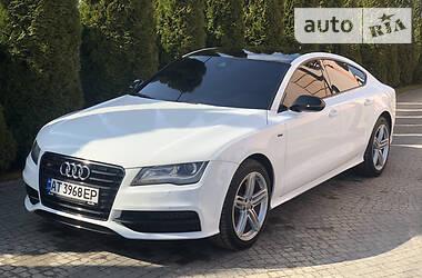 Унiверсал Audi A7 2012 в Івано-Франківську