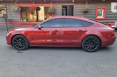 Купе Audi A7 2013 в Киеве