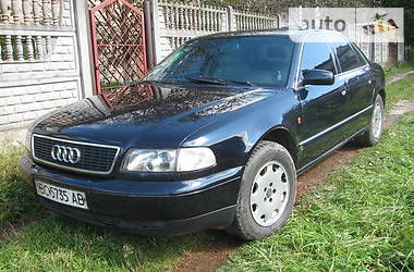 Audi A8 1996 в Львове