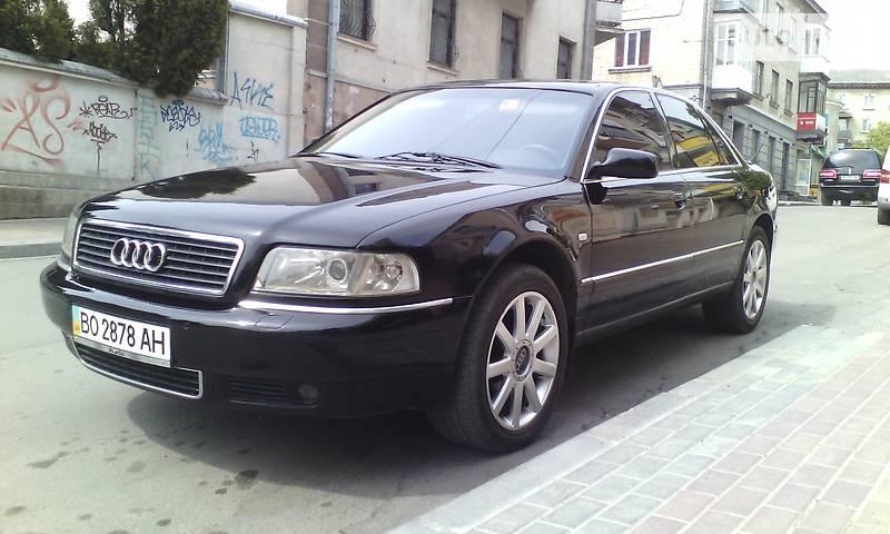 Audi A8 1999 року в Тернопілі
