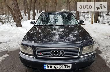 Audi A8 4.2 quattro   2000