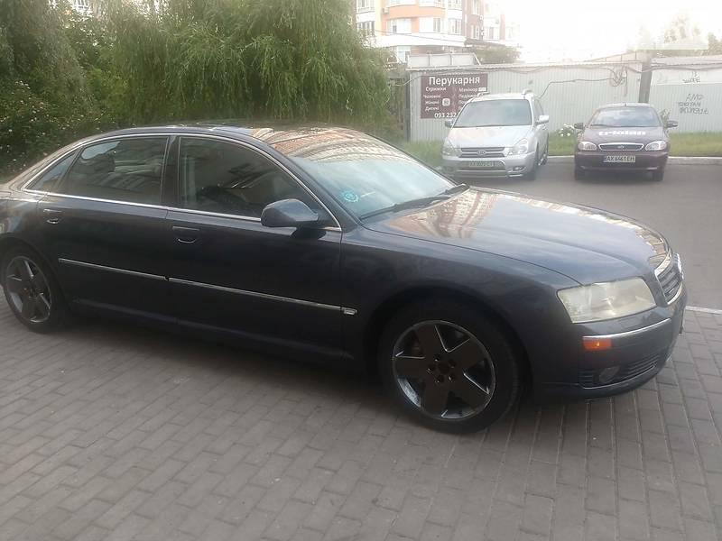 Audi A8 2004 года в Киеве