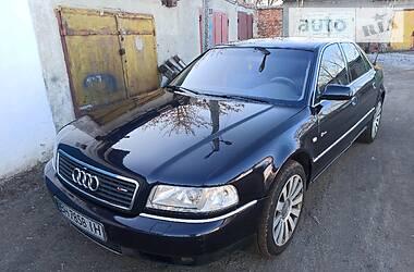Седан Audi A8 2001 в Одессе