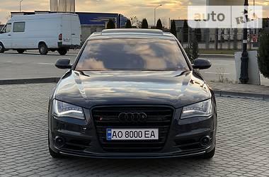 Audi A8 2010 в Иршаве