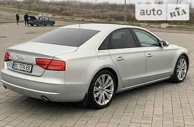 Audi A8 2011 в Львові