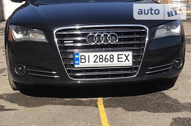 Audi A8 2011 в Полтаве