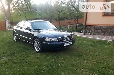 Седан Audi A8 1997 в Черновцах