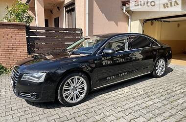 Седан Audi A8 2013 в Киеве