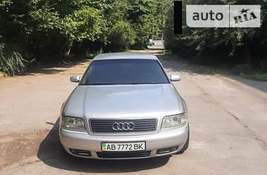 Седан Audi A8 1999 в Вінниці