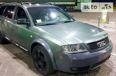Audi Allroad 2001 в Луцьку