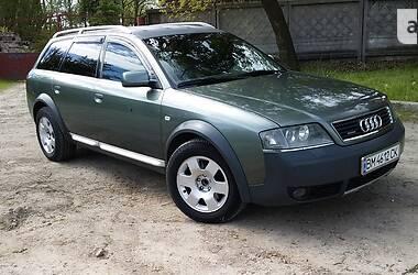 Внедорожник / Кроссовер Audi Allroad 2001 в Сумах