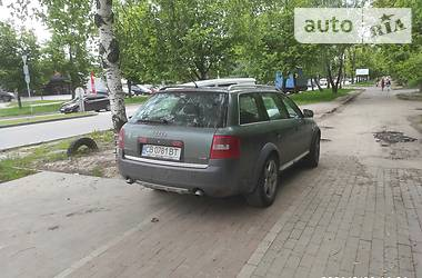 Универсал Audi Allroad 2002 в Чернигове