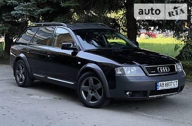 Универсал Audi Allroad 2003 в Виннице
